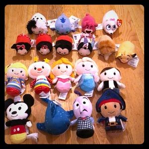 Hallmarks Itty Bitty's and Tsum Tsums
